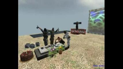 Counter - Strike Source V34 Погребение