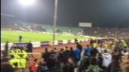 36 000 на Националния стадион в подрепа на Лудогорец срещу Лацио