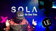 L Padr3 - Sola (un Dos Tres) feat. Barby K (official Audio)