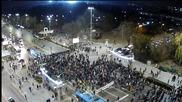 Протест - Орлов мост
