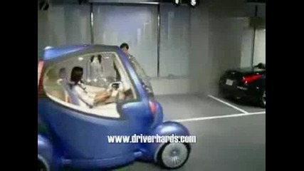 Страхотна японска кола