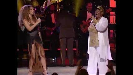 Aretha Franklin And Mariah Carey-chain Of Fools - Верига на безумието-sub