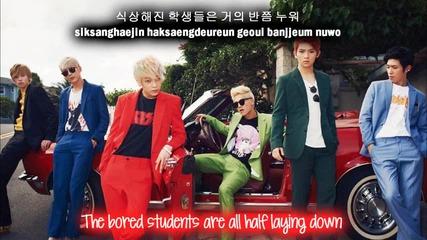 Teen Top - Teen Top Class [eng Sub Romanization Hangul] Hd
