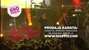 Aco Pejovic - Hala Spens - Najava Koncerta 18.10.2014
