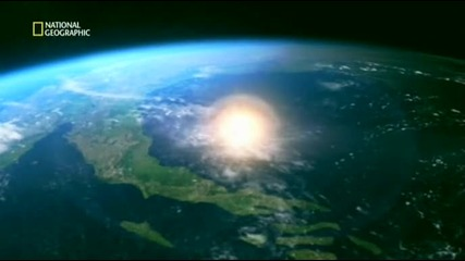 National Geographic - 24 Hours after - Asteroid impact