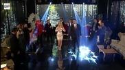 Албанско - Sinan Vllasaliu ft. Vjollca Haxhiu - Nanush (live)