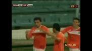Могрен Будва 1-2 Литекс Ловеч Шампионска Лига