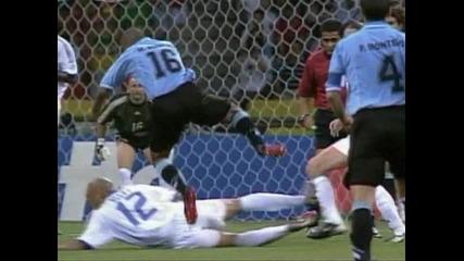 Франция-уругвай 0-0 2002 world cup