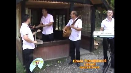 Braca Tuholjakovic i jarani - Idem sa terena - (Official video 2009)