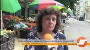 Анкета - Как избирате какви плодове и зеленчуци да купите?