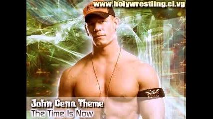 John Cena Theme - The Time is Now