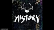 History - Hello [mini Album - Blue Spring]