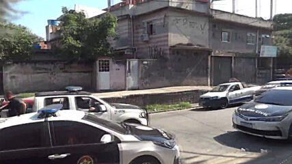 Brazil: 25 killed in shooting during anti-drug operation in Rio