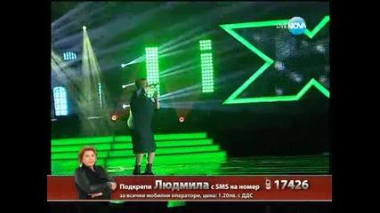 Людмила Йовчева - Live концерт - 21.11.2013 г
