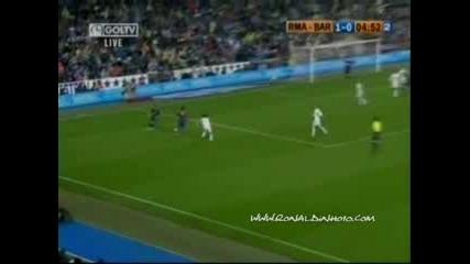 Real Madris Vs Barcelona