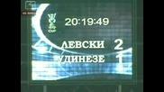 Levski - Udinese