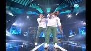 X factor - Ангел и Моисей 22.11.2011