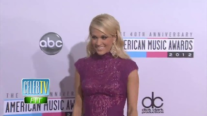 Carrie Underwood Teases Post Baby Bod!