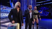 Dean Ambrose brings the chaos when he interrupts Seth Rollins: Smackdown, July 4, 2014