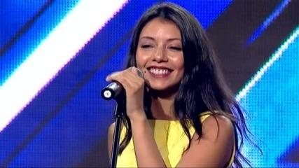 Соня Мембреньо - X Factor (06.10.2015)