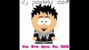 Dj Pantelis - Greek Non Stop Mix 2010