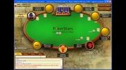 Покер 11.02.09. сателит за тримонциум финална маса - 1 част