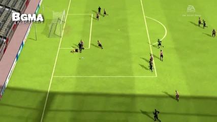 Fifa 2010 Skills volume 1 *great Goal*
