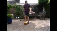 Футболни трикове !!!