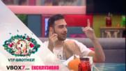 Импровизациите на Тото и Лъчо на сцена - VIP Brother 2017