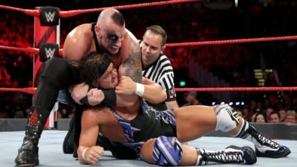 Чат Гейбъл срещу Конър: Разбиване, 24 септември 2018