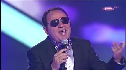 Mile Kitic - Kraljica trotoara - Bravo show - (TV Pink 2014)