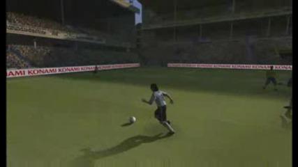 Pro Evolution Soccer 2009 - Trailer [ High Quality ]
