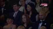 Борис Гребенщиков на вручении премии Сноб (13.09.2012)