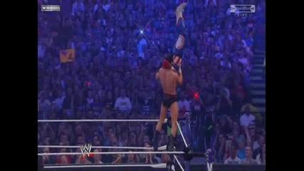 Rey Mysterio vs. Cody Rhodes