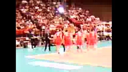България - Япония /мач по волейбол - 26 юни 2011г., Варна