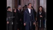 Президентът на Италия разпусна парламента, избори през февруари