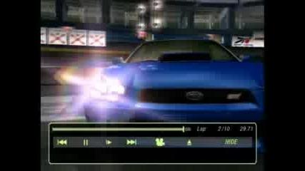 Subaru Impreza Drift Show