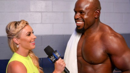 Apollo Crews on shutting Andrade & Zelina Vega up: WWE.com Exclusive, July 16, 2019