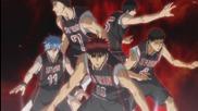 Kuroko no Basket Amv - End Of Me