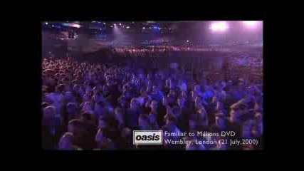Oasis - Donn Look Back In Anger (F2M)