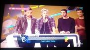 One Direction печелят награда за Best International Act - Los Premios 40 Principales 2014
