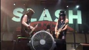 Slash & Todd Kerns - Ace of Spades ( 31.12.2015)