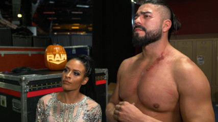 Zelina Vega on outsmarting the referee: WWE.com Exclusive, Oct. 21, 2019