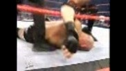 Wwe Raw - Голдбърг Срещу Кейн
