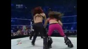 Wwethe Bella Twins Vs Victoria And Natalya