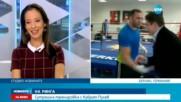 Кубрат Пулев наби водещ на NOVA в ефир