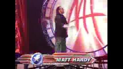 Matt Hardy Entrance At Great American Bash