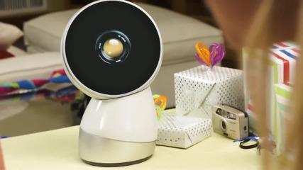 Jibo- Първият в света семеен робот