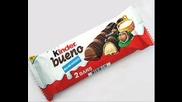 Рекламата На Kinder Bueno +BG превод