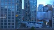 С панорамния асансьор в офиса